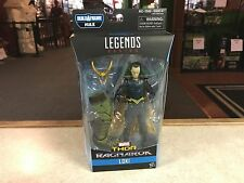 "2017 Marvel Legends 6"" Figure MOC Hulk BAF Ragnarok LOKI - IN STOCK"