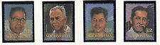 MICRONESIA Sc 204-7 NH ISSUE OF 1994 - FAMOUS PEOPLE