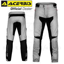 Pantaloni Stradali Acerbis Adventure Turismo tuoring Grigio Nero Taglia L