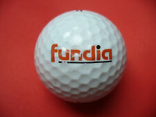 Pelota de golf con logo-fundia-golf logotipo Ball como talismán recuerdo regalo......