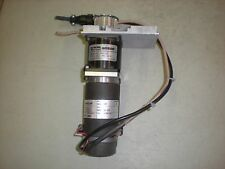 Electrocraft G240 Bef Motor With Parker Bayside Ne23 020 Gearbox 201 Ratio