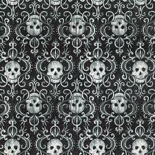 4 x Single Paper Table Napkins/Decoupage/Craft/Dining/Vintage/Skulls