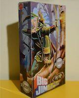 BIG JIM INEDITO ☆ The Legend Of ROBIN HOOD ☆ LIMITED EDITION MOCKUP CUSTOM ►NEW