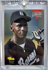 581feaed3716 Michael Jordan Birmingham Barons Baseball Trading Cards for sale