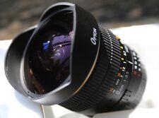 Samyang / Opton 8mm FISH-EYE CS f/3.5 Lens for Nikon DSLR Cameras