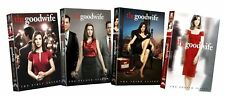 The Good Wife TV Series ~ Complete Season 1-4 (1 2 3 & 4) ~ NEW 24-DISC DVD SET