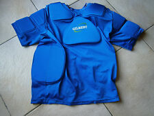 EPAULIERES BLEUES TAILLE XXL MARQUE GILBERT