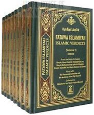 SPECIAL OFFER: Fatawa Islamiyah (Islamic Verdicts) 8 Volumes - HB - DS