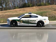Washington County Tennessee custom sheriff's diecast charger Motormax 1:24 scale