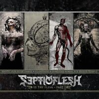 SEPTICFLESH - IN THE FLESH-PART I (4CD-BOXSET)   CD NEW
