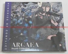 New Arcaea Sound Collection Memories of Conflict CD Japan 4582451411247