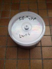 JVC-Taiyo Yuden DVD-R 120 min/4.7 Go 16x, Full printable White, Water Shield