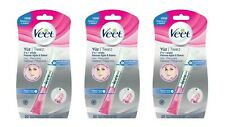 3 X Veet Face Precision Wax & Care Kit 15ml Eyebrows, Upper Lip - only £9.99!!