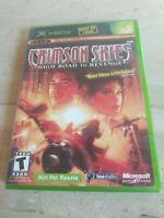Crimson Skies: High Road to Revenge (Microsoft Xbox, 2003)