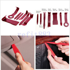 7Pcs Car Interior Dash Radio Door Clip Panel Trim Open Removal Tools Kit New