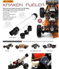 Kraken Fueler Kit Per HPI Baja 5B/5T/5SC LOSI 5ive, & Kraken Vekta .5