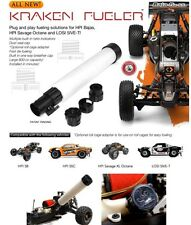Kraken Fueler Kit Pour HPI Baja 5B/5T/5SC, Losi 5ive, & Kraken Vekta .5