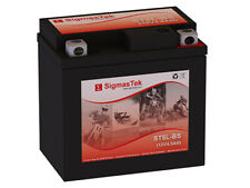 Exide 5L-BS Battery (Replacement) by SigmasTek (80CCA)