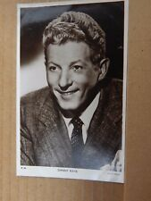 Postcard Picturegoer Danny Kaye  Real photo unposted