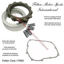 Honda NX650 Clutch Kit Set Discs Disks Plates Springs Gasket NX 650 HD 88-89
