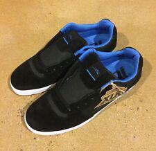 Lakai Lucas 2 Size 13 Lucas Puig Pro Model Black Suede Skate Shoes Deadstock