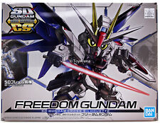 SD Gundam Cross Silhouette SDCS #08 Freedom Gundam Model Kit USA SELLER BANDAI