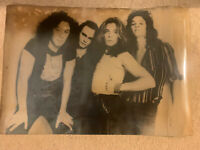 """RARE 1978 VAN HALEN Press Photo Enlarge 24""""x36"""" to Poster Size / Great Condition"""
