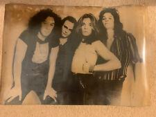 1980 Van Halen Rare Press Photo Enlarge To 24�x36� Photo To Poster Size