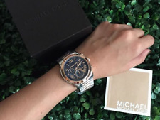 Michael Kors Cooper Two-tone Chronograph Watch MK6156