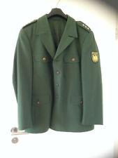 Komplette Polizeiuniform Bundespolizei Polizei grün/beige