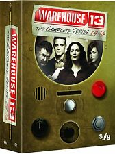 WAREHOUSE 13 the Complete Series Collection on DVD Seasons 1-5 Season 1 2 3 4 5