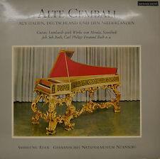 """VECCHIO CEMBALI - GUSTAV LEONHARDT 12"""" LP (P780)"""