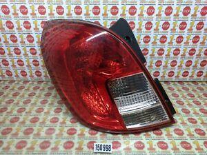 13 14 15 CHEVROLET CAPTIVA SPORT DRIVER LEFT SIDE TAIL LIGHT LAMP OEM