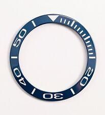 "SEIKO SUMO SBDC033 PROSPEX  ""PO STYLE"" FULLY LUMED CERAMIC BEZEL INSERT-BLUE"