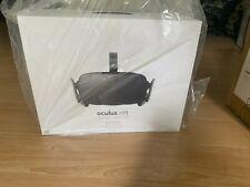 NEW Oculus Rift CV1 VR Headset System + Sensor + Remote + Xbox One controller