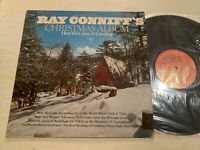 Ray Conniff Christmas Album Here We Come A Caroling LP Columbia 2 Eye Stereo EX!