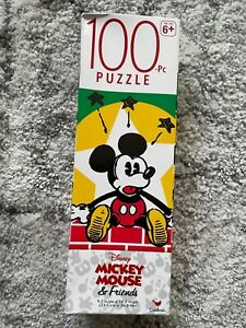 Mickey & Minnie Mouse Disney Puzzles 100 pc puzzles