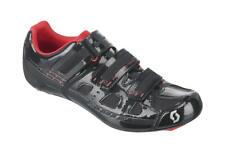 Scott Road Comp Men's Raod Cycling Shoe, US 12.5/EU 47, Black Gloss/Red