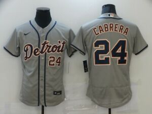 NEW HOT Detroit Tigers #24 Miguel Cabrera Series Elite Edition Stitched Jersey
