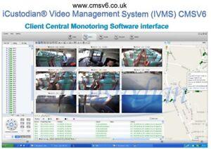 iCustodian® Video Management System (IVMS) CMSV6 + Windows 2019 Server Hosting