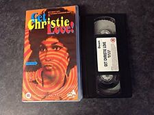 Get Christie Love! VHS Video. Rare Version. *Near Mint Condition* <FREE UK POST>