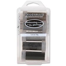 APERTURE EMBOSSING Kit Collection Embossing Powders Stampendous EK17 NEW