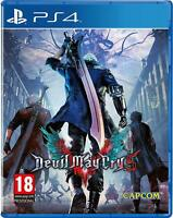 Devil May Cry 5 (PS4) (NEU & OVP) (UNCUT) (Blitzversand)