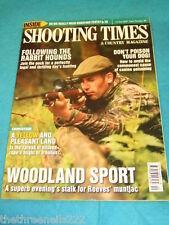 SHOOTING TIMES - OILSEED RAPE BLIGHT OR BONUS - MAY 17 2007