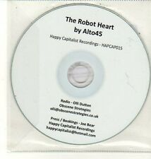 (DC879) Alto45, The Robot Heart - 2012 DJ CD