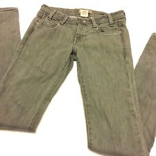 Denim of Virtue Size 25 Women's Patience Skinny Stovepipe Jeans in Grey