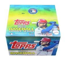Topps 2020 Update Baseball Trading Card Box, 24 Packs