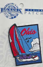 State of Ohio Souvenir Travel Patch