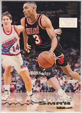 1993-94 TOPPS STADIUM CLUB 1ST DAY ISSUE: STEVE SMITH #287 MIAMI HEAT/TEAM USA