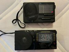 2 Weltempfänger Radios- guter Zustand